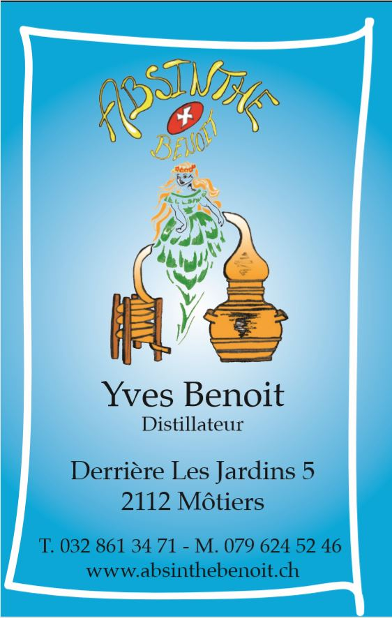 Absinthe Benoit